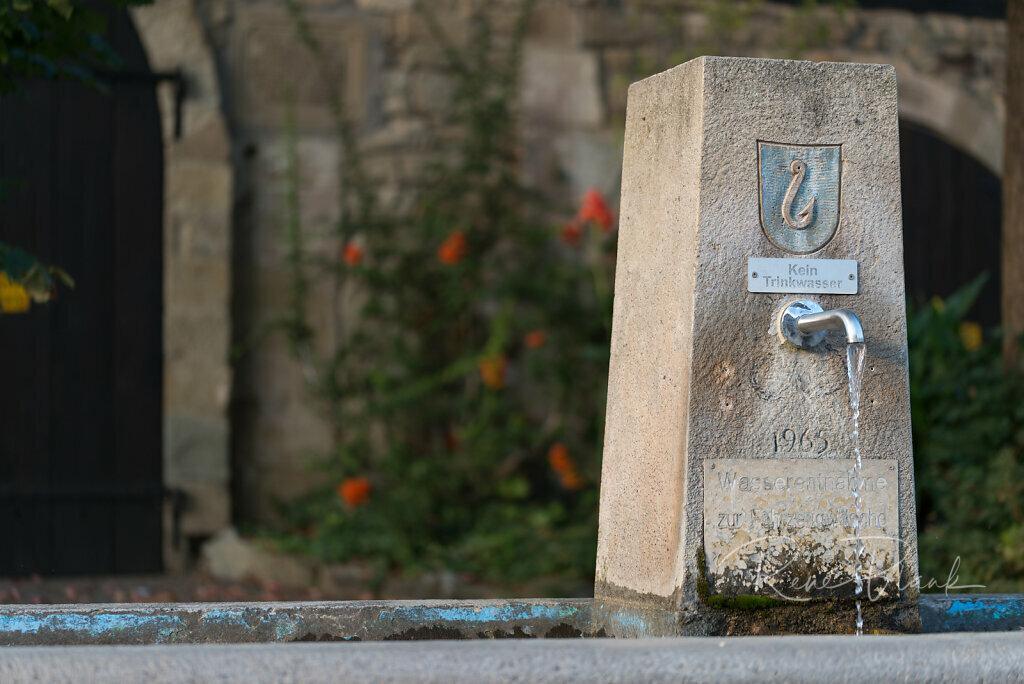 Dorfbrunnen in Meimsheim
